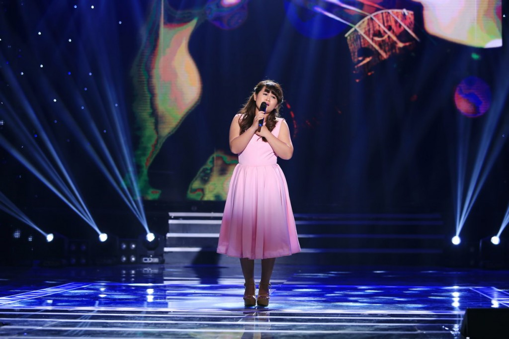 Sing off - Anh Dao (1)